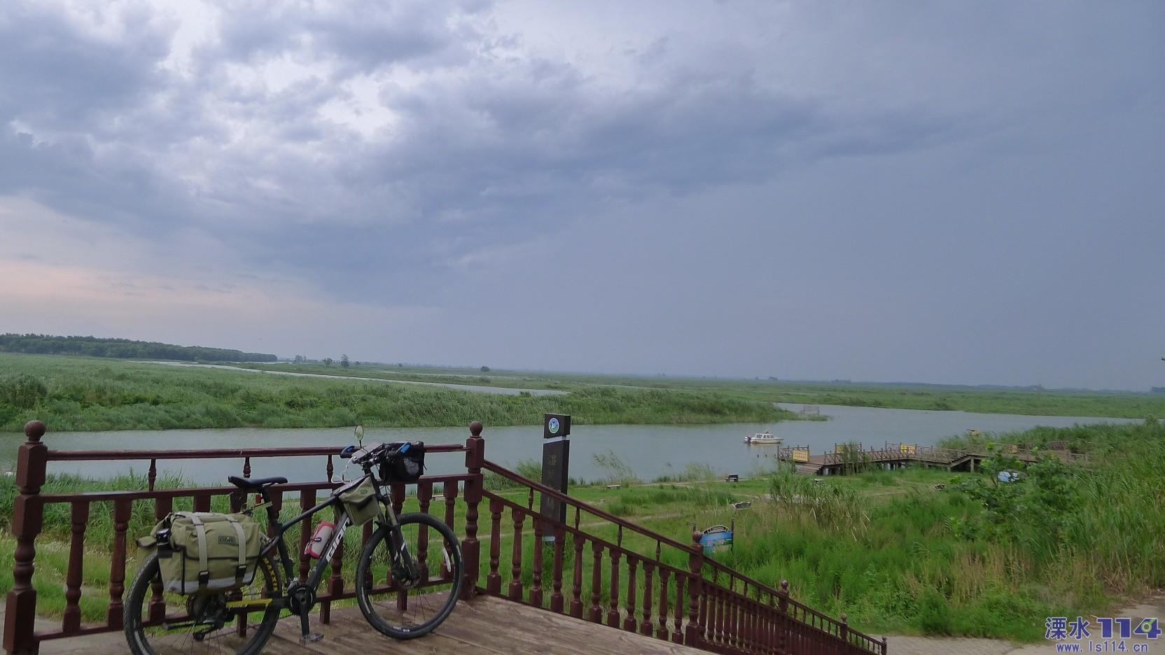 Day8:�h南~洪湖