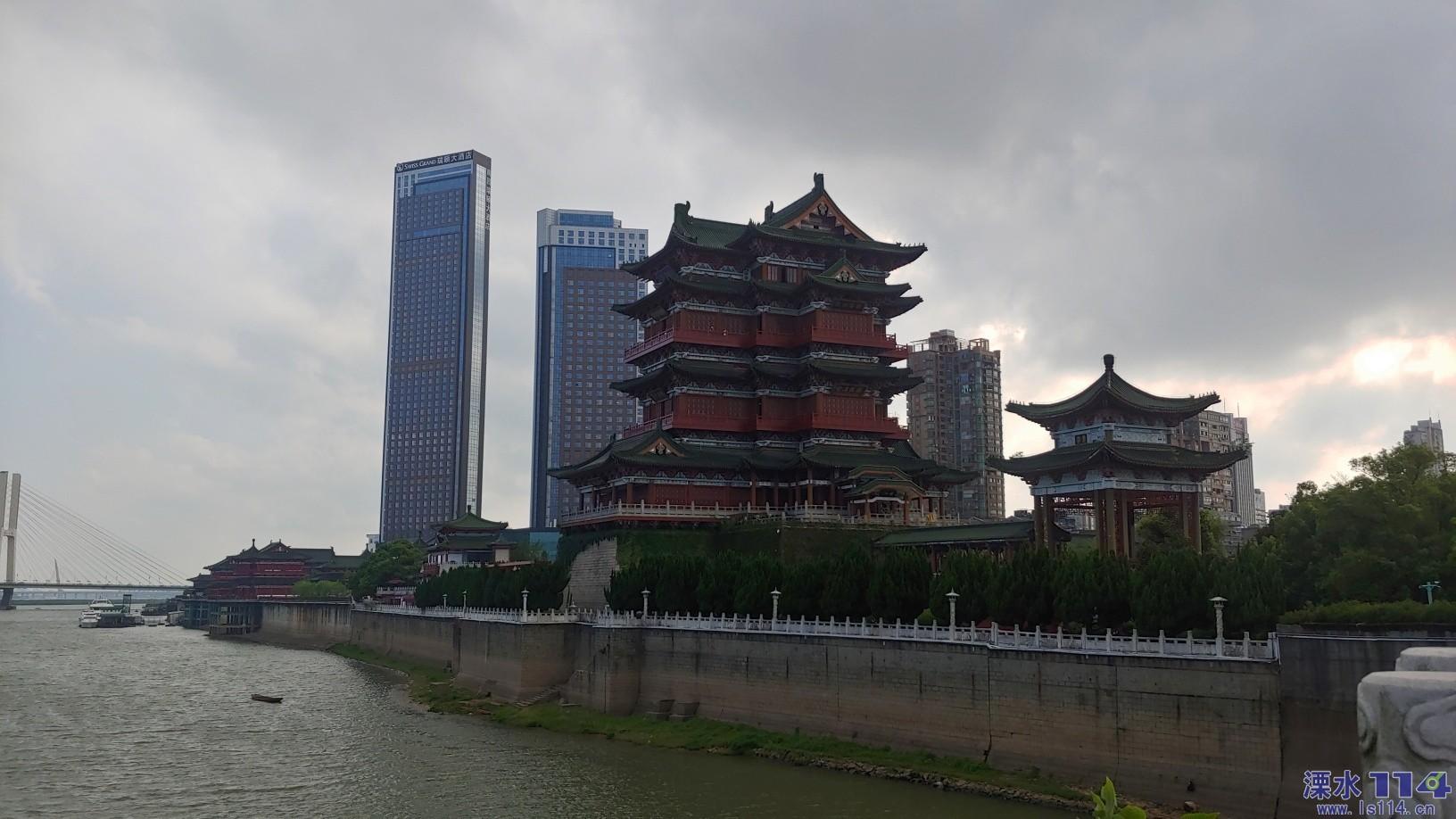 Day20:南昌~军山湖
