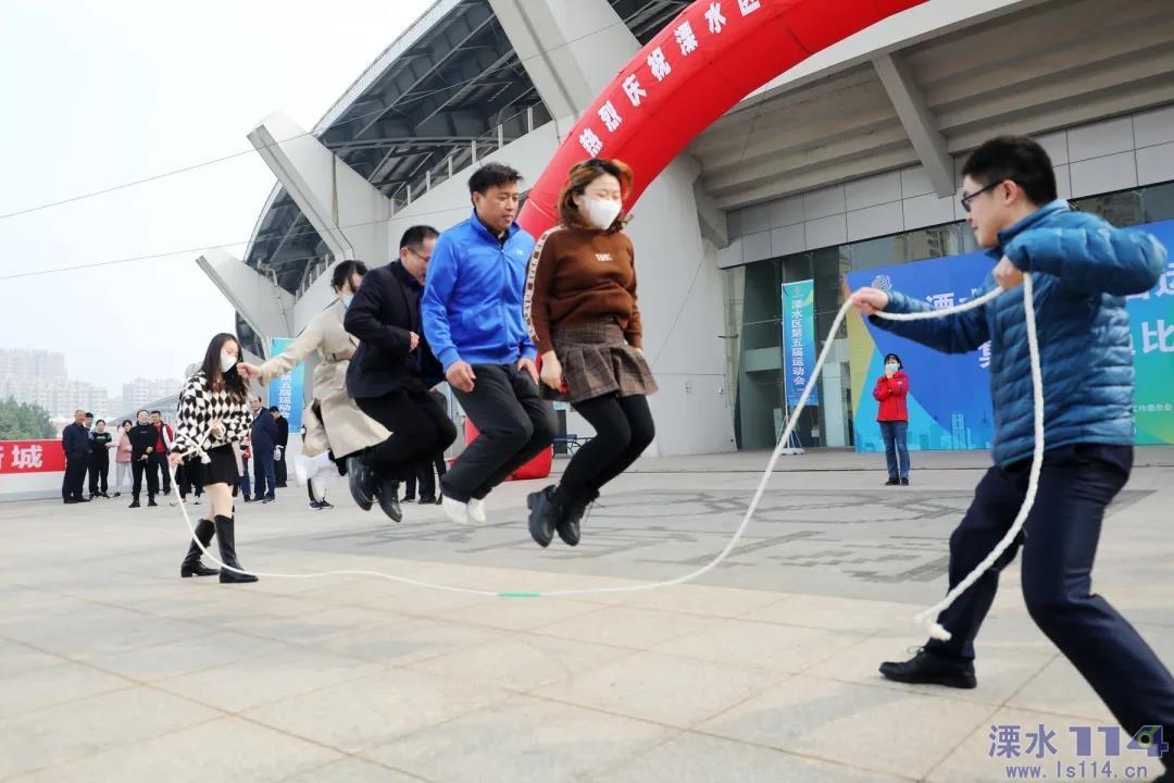 溧水第五届运动会多场赛事开赛,掀起健身新热潮!